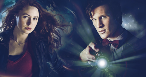 Nu ska ni vara snalla, göra som jag säger och kolla på Doctor Who